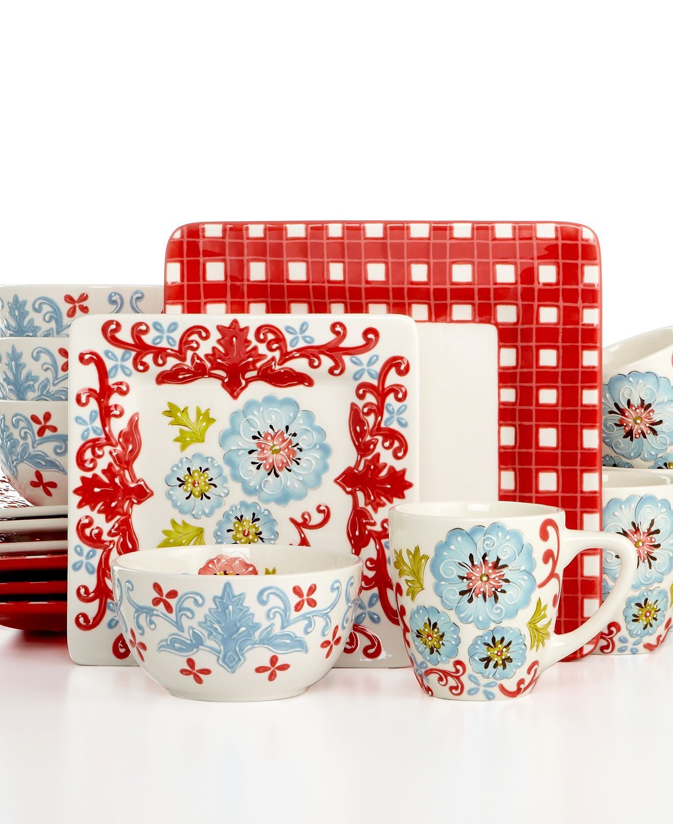 Laurie Gates Dinnerware Dixie Belle Collection  sc 1 st  Pinterest & Laurie Gates Dinnerware Dixie Belle Collection | Dinnerware/Dish ...