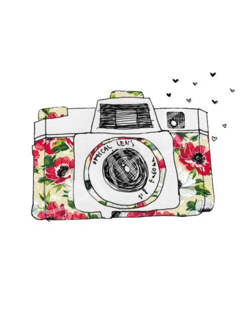Image Via We Heart It Weheartit Entry 154906313 Camera Cute Overlay Transparent Tumblr