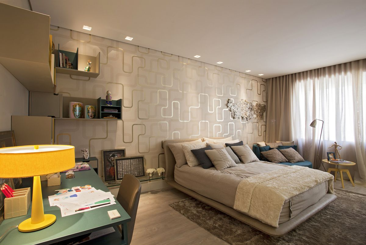 Toucador Moderno Closet Pesquisa Google Quartos Casal  ~ Cadeiras Modernas Para Quarto E Quarto Com Closet E Suite