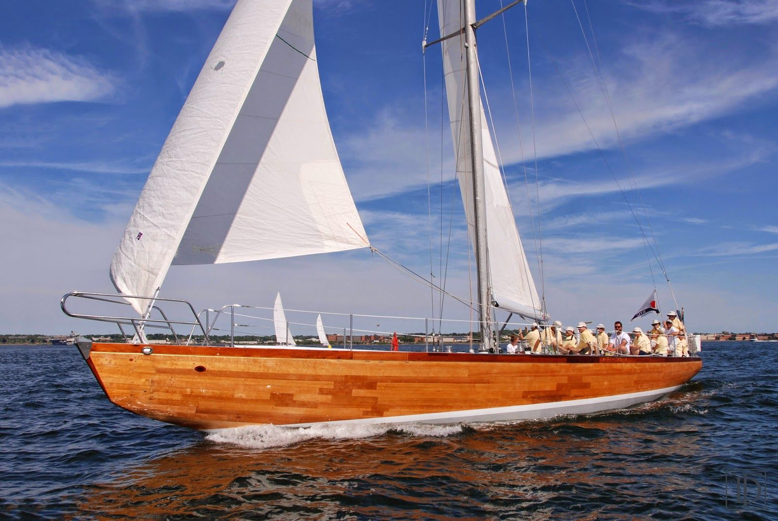 4866b2634d45 Warm weather has finally arrived! Get outside and enjoy the Ocean State.  Set sail this weekend with 12 Meter Charters in Newport