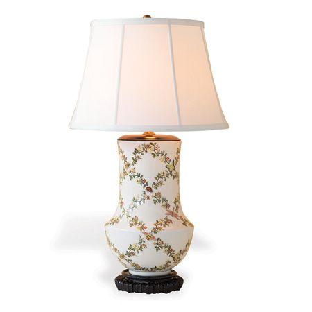 Scalamandre Maison By Port 68 Name Jour De Juin Lamp Sku Lpas 228 01 Size 34 H X 20 D 3 Way Switch 150 Watt Max Bulb Table Lamp Beige Lamps Alabaster Lamp