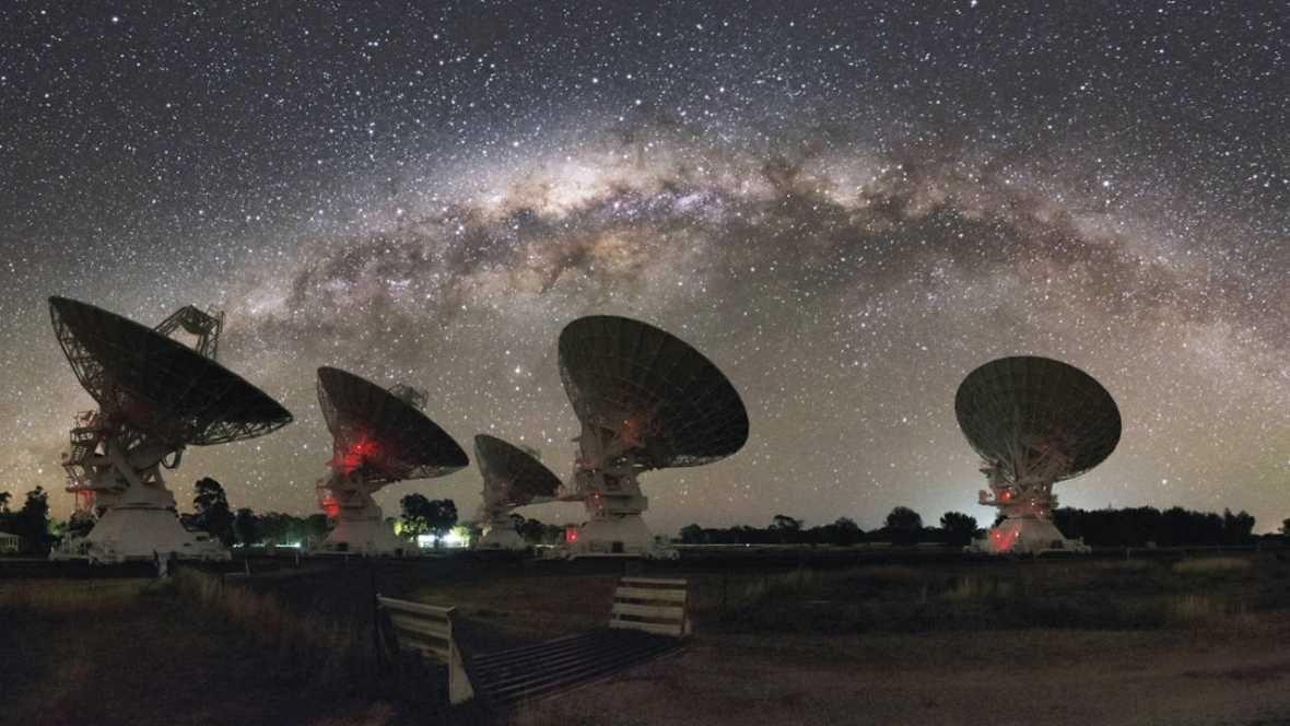 Descubren el mayor sistema solar del Universo conocido