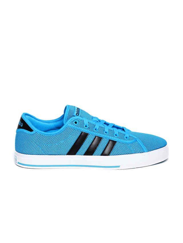 Buy Adidas NEO Men Blue Daily Bind