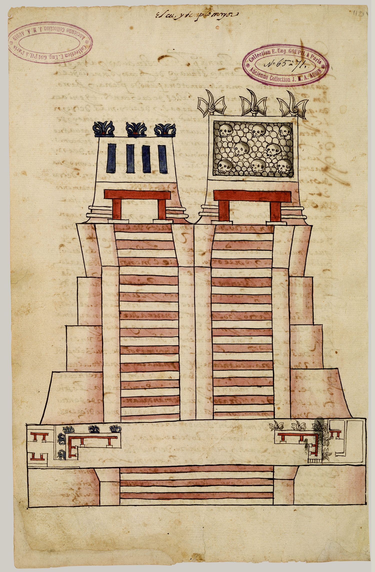 Tenochtitlan Templo Mayor Essay The Metropolitan Museum Of Art Heilbrunn Timeline Of Art History Metropolitan Museum Of Art Art History Ancient Art