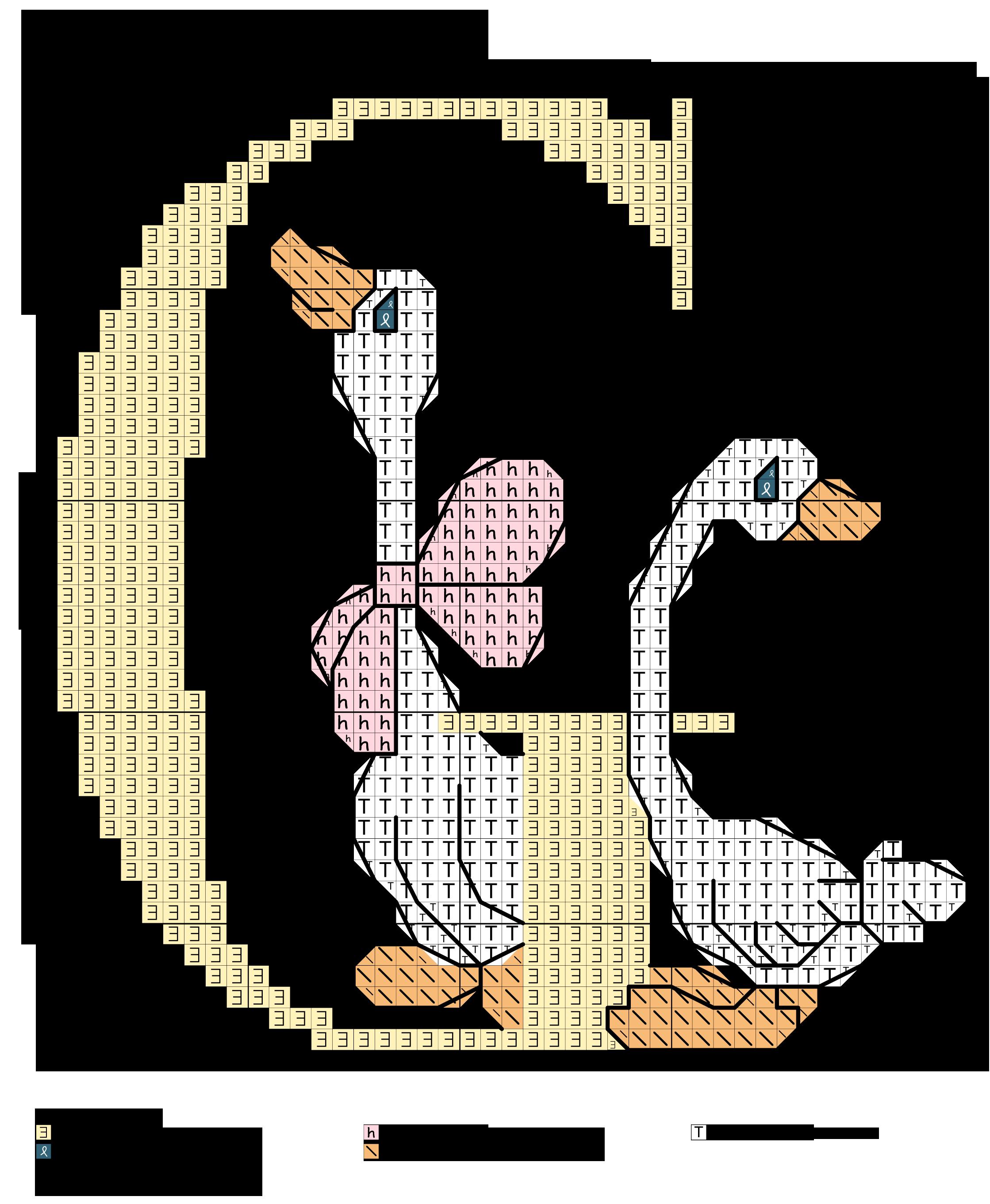 Alfabeto gloria & pat: G = geese | Abc, punto cruz | Pinterest ...