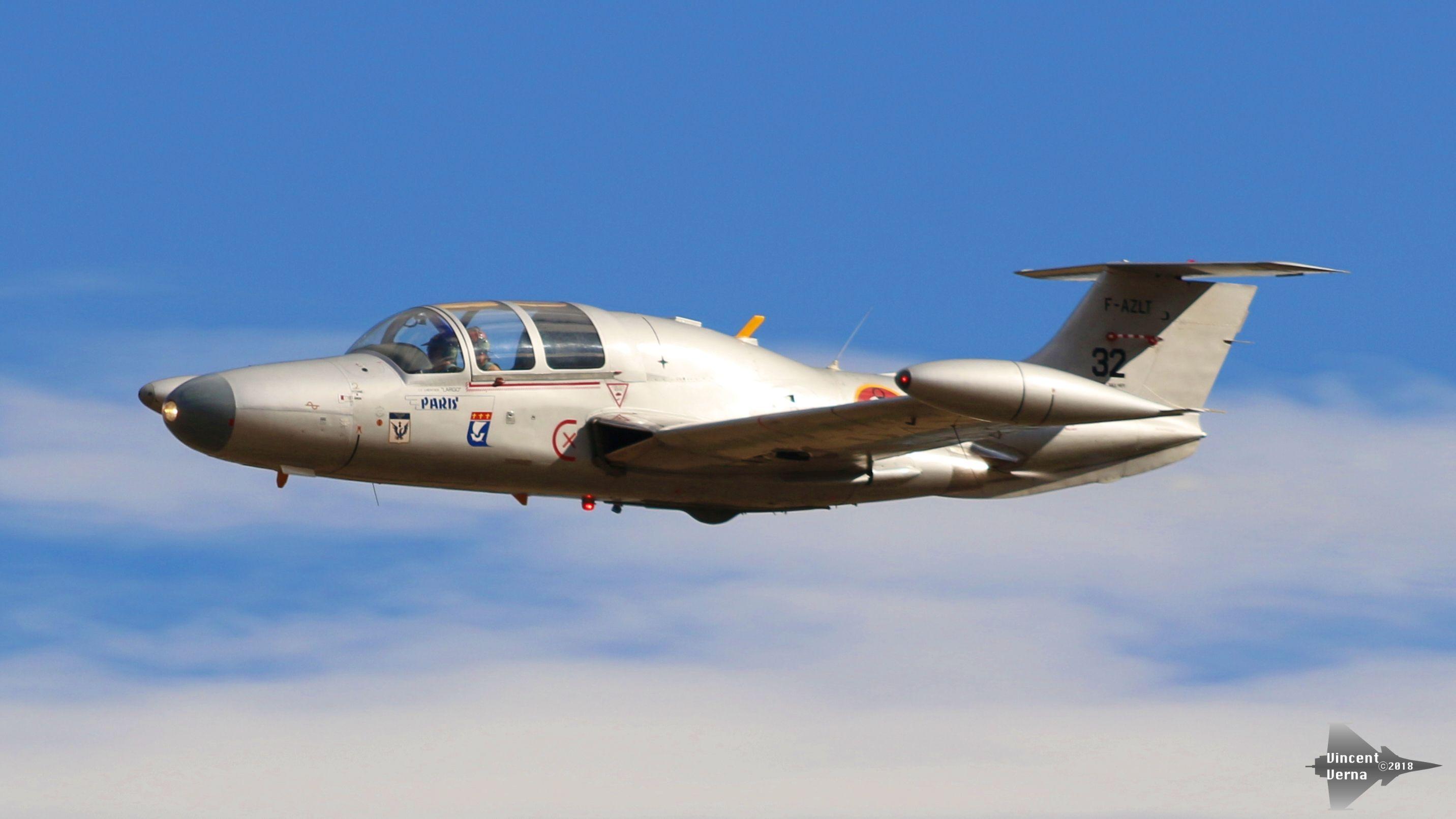 Roanne 2018 en 2020 Armée de l'air, Roanne, Rafale