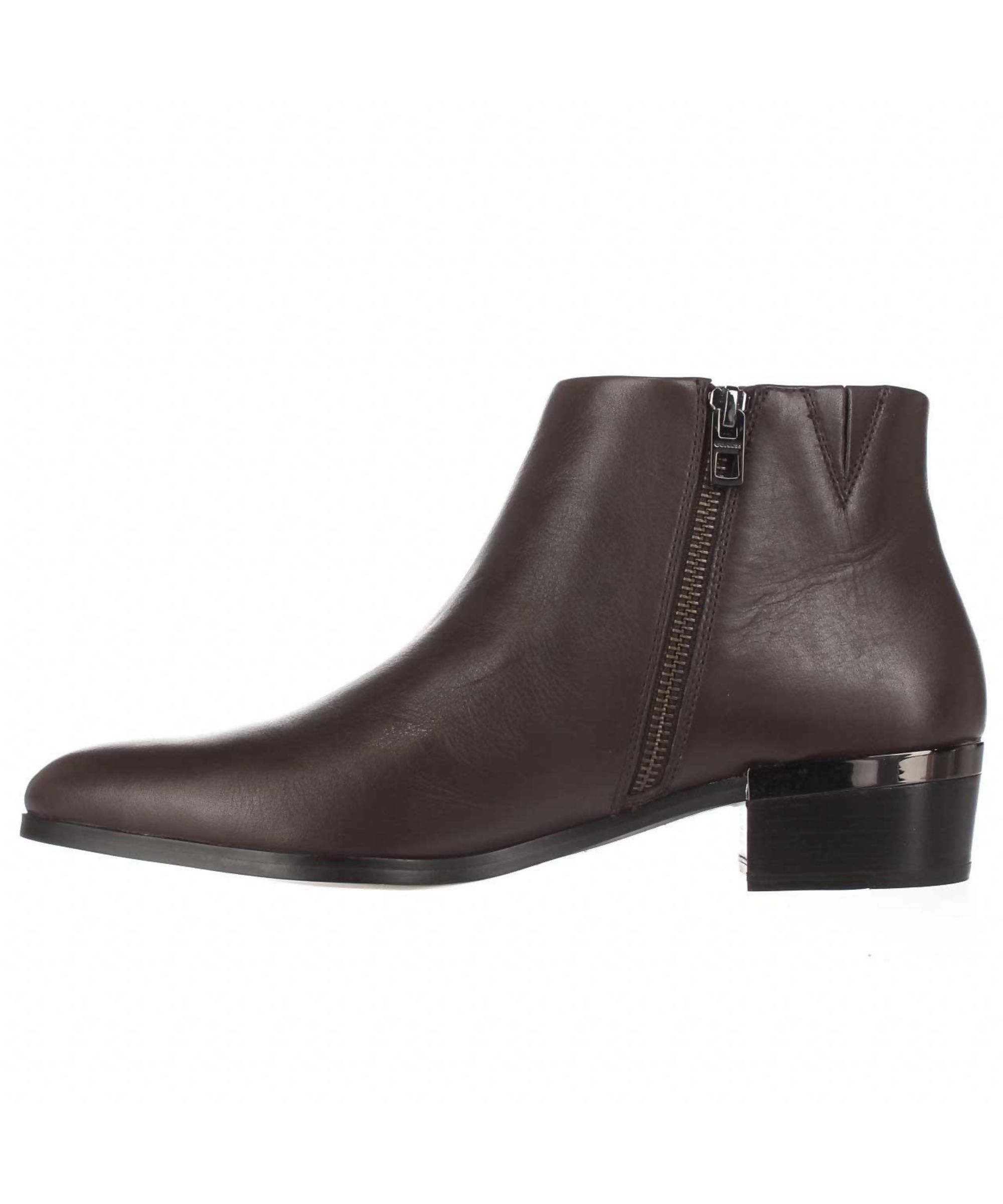 363f454ed645a ... discount coach coach womens montana leather pointed toe ankle fashion  boots shoes boots 0c118 8479a