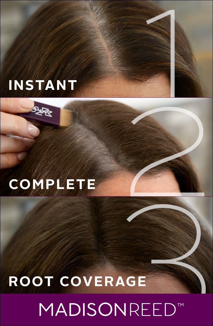 Never worry about your roots again with Madison Reed Root Touch Up ...