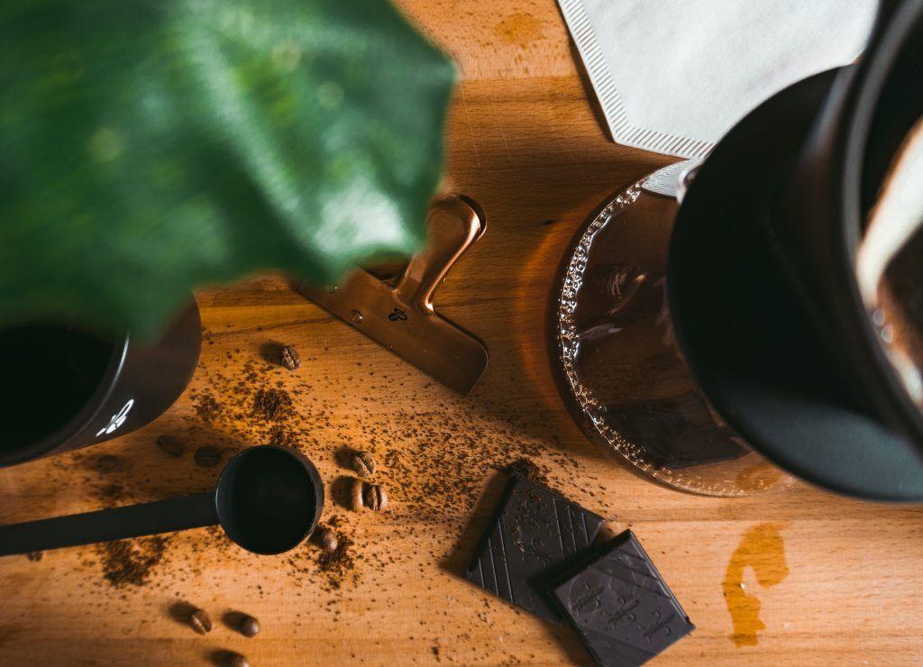 Das How to make a real Kaffee | Gemahlener kaffee ...