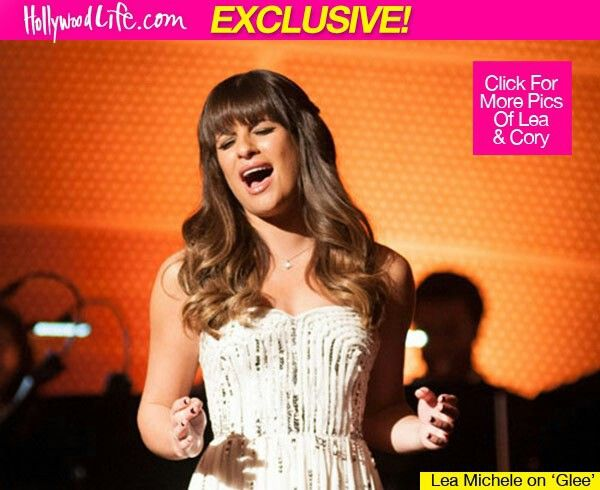 Lea is pouring her heart out