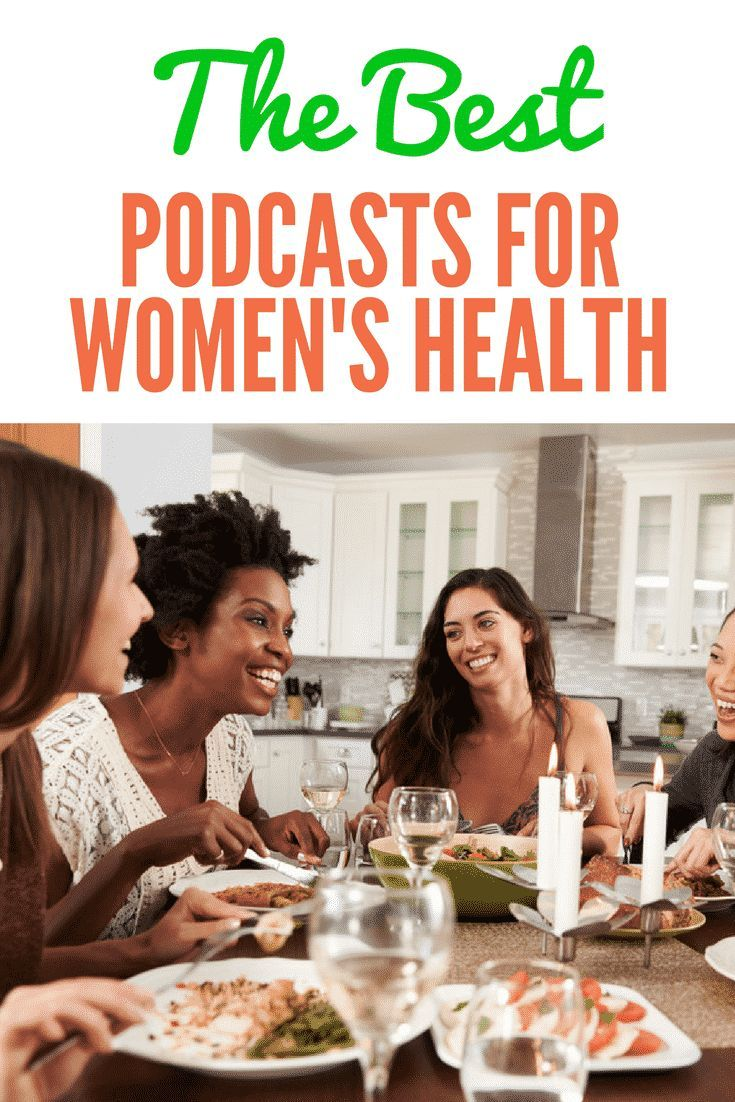 The Best Health Podcasts for Women | Health podcast ...