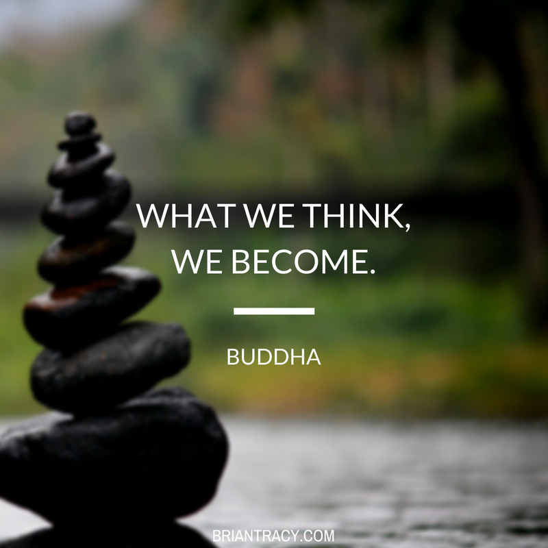 So Think Positive Thoughts Inspirational Quotes Buddha Quotes