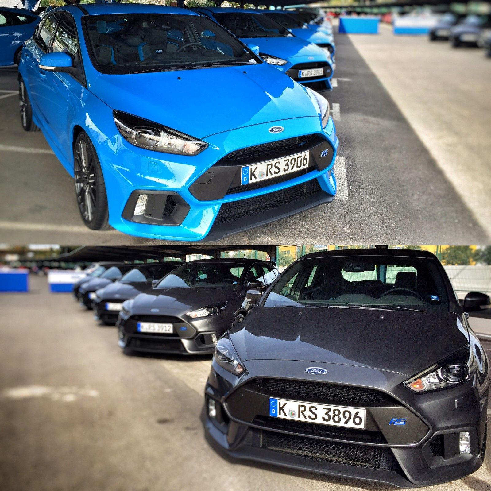 2016 Ford Focus Rs Review Gtspirit