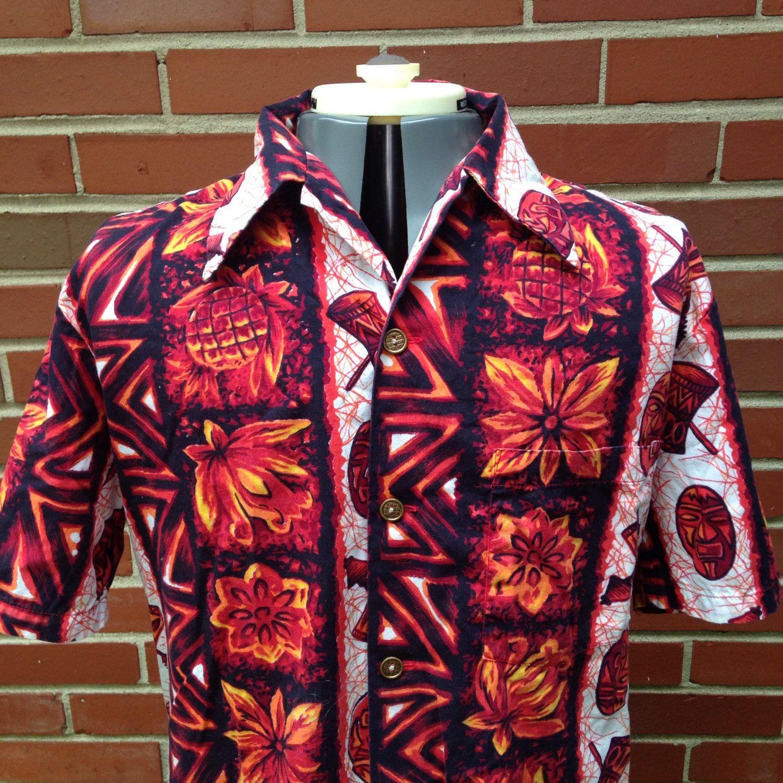 1960's Ui-Maikai Hawaiian Shirt 8cH0N