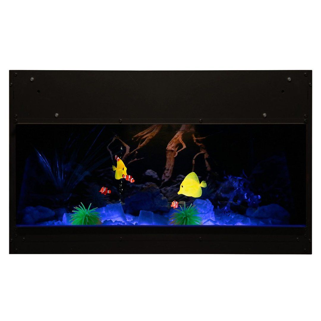 Dimplex VFA2927 Opti-V Aquarium Built-in Virtual Aquarium #ledtechnology