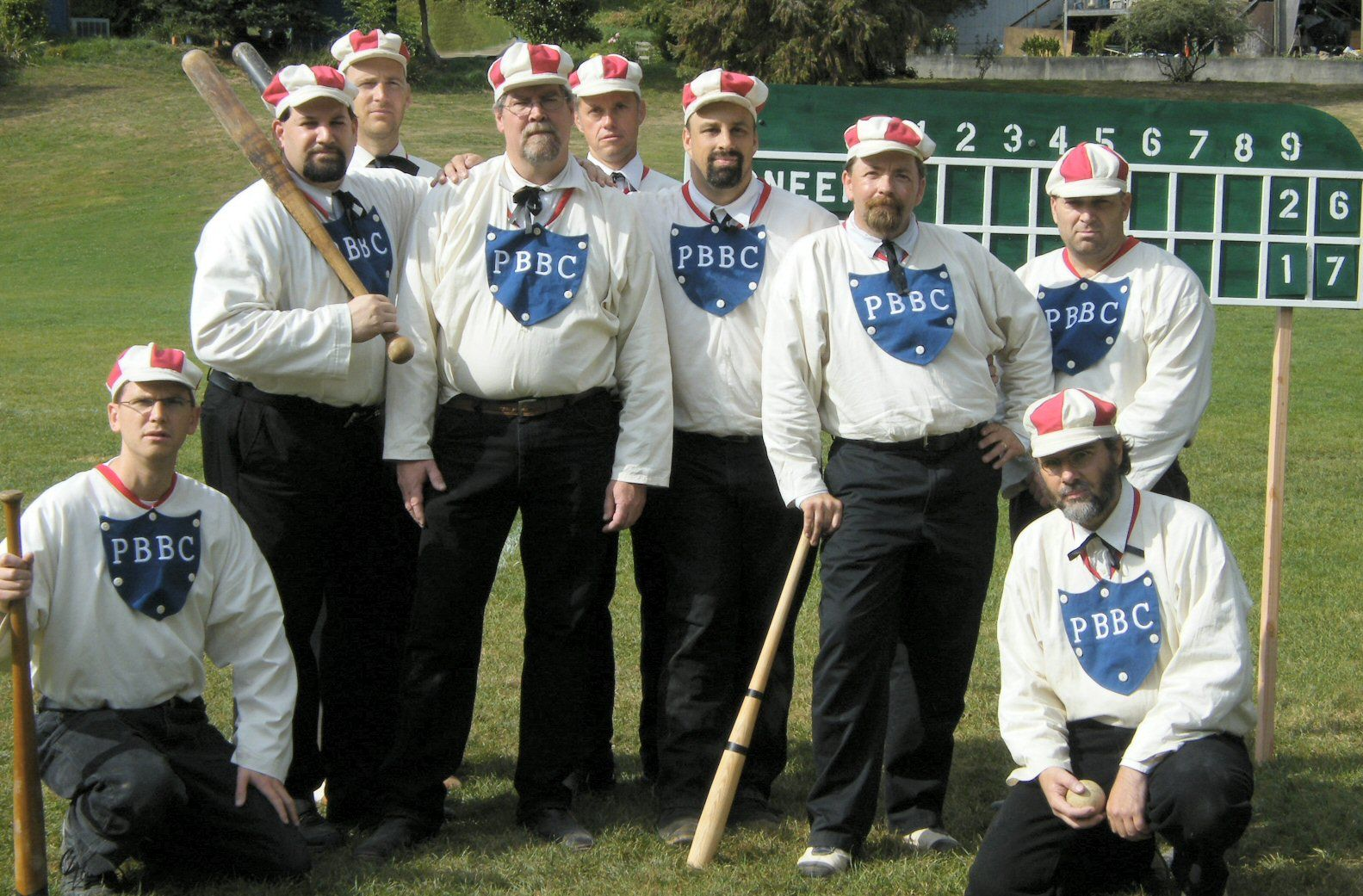 Pioneer Base Ball Club Ball Base