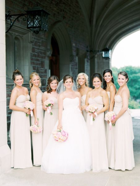 Bridesmaid Inspiration Love This Dress Le Sigh Is It Inropriate To Have A 4