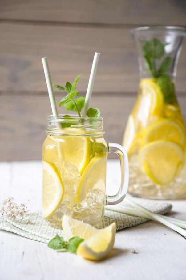 Kuhle Drinks Ganz Ohne Zucker Galeria Blog Zitronen Limonade Rezept Rezepte Richtig Lecker