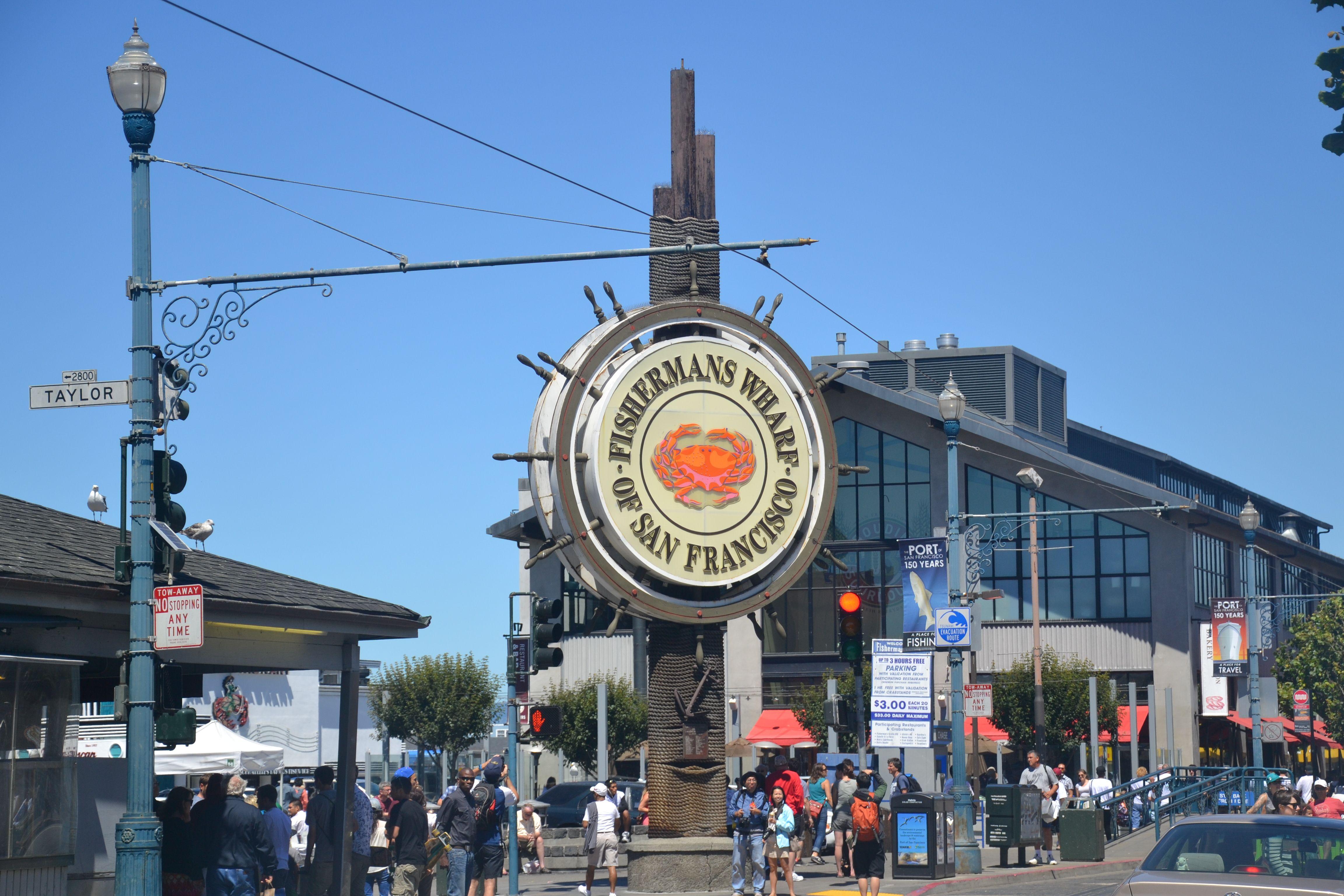 Fisherman' Wharf Fishermans San Francisco