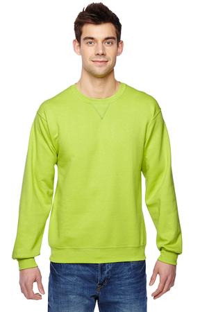 SF72R Fruit of the Loom SofSpun Crewneck Sweatshirt