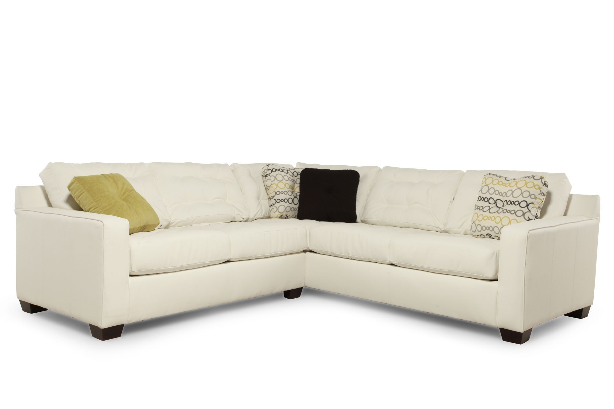 Broyhill Soho Sectional $1,579.95 #MathisBrothers | Living room ...