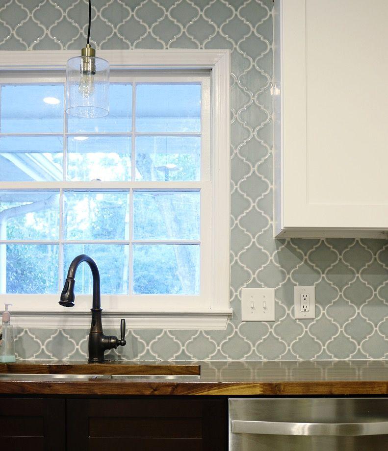 Kitchen Backsplash Around Window Kitchen Tiles Backsplash Kitchen Backsplash Kitchen Remodel