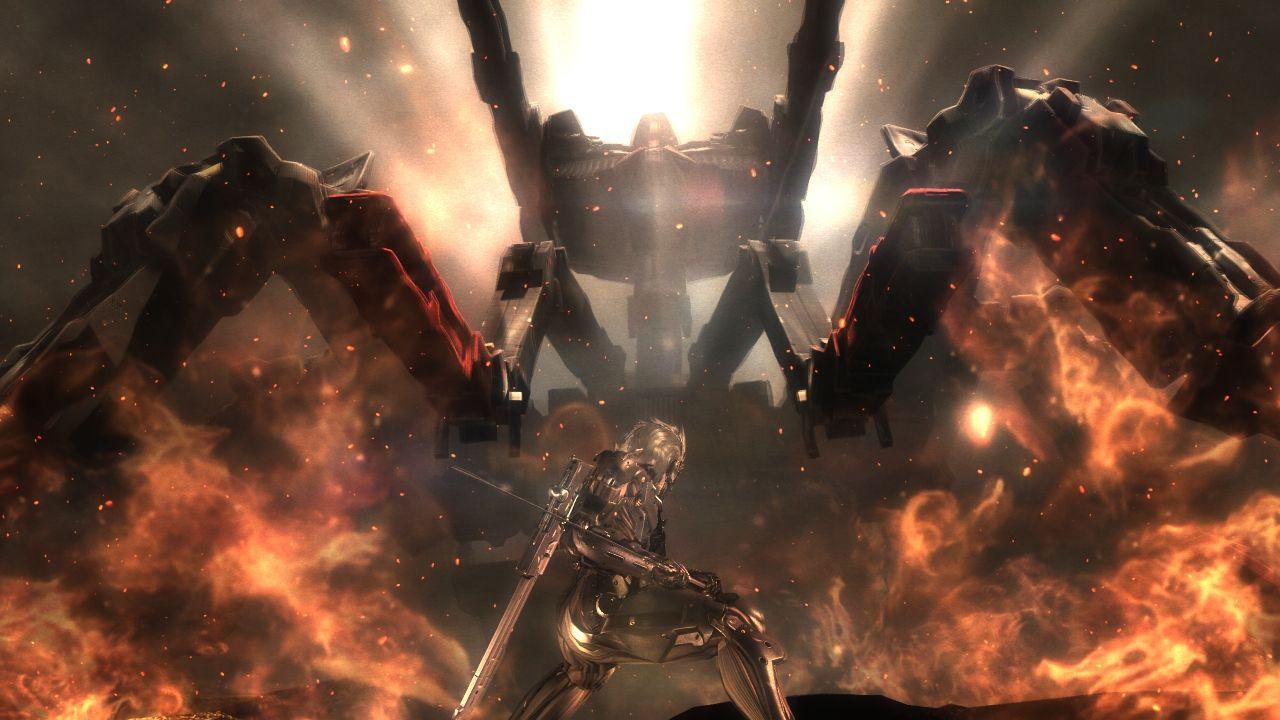 Metal Gear Rising: Revengeance - Excelsus #metalgear #metalgearrising #xbox360 #playstation #games #gaming
