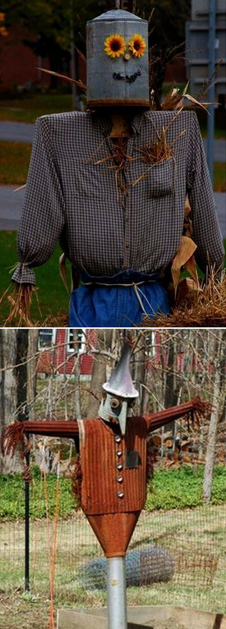10 Scarecrow Decorations for Halloween Fright and Fun Halloween