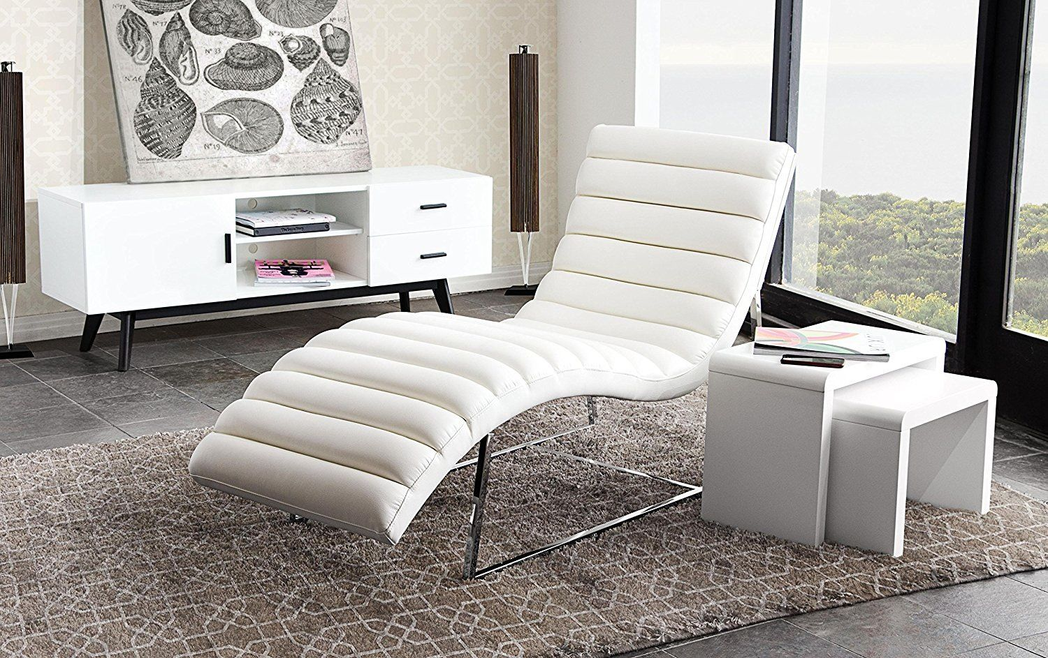 9 Of The Best Looking Modern Chaise Lounges Modern Chaise Lounge