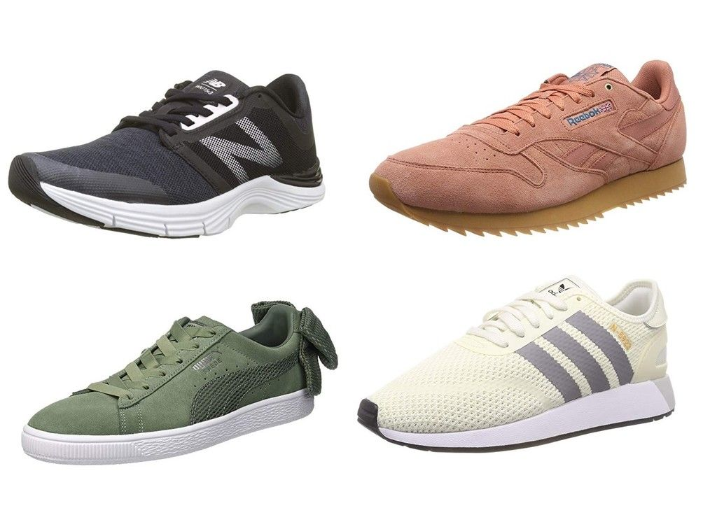 Zapatillas Adidas, Puma, New Balance o Reebok por menos de
