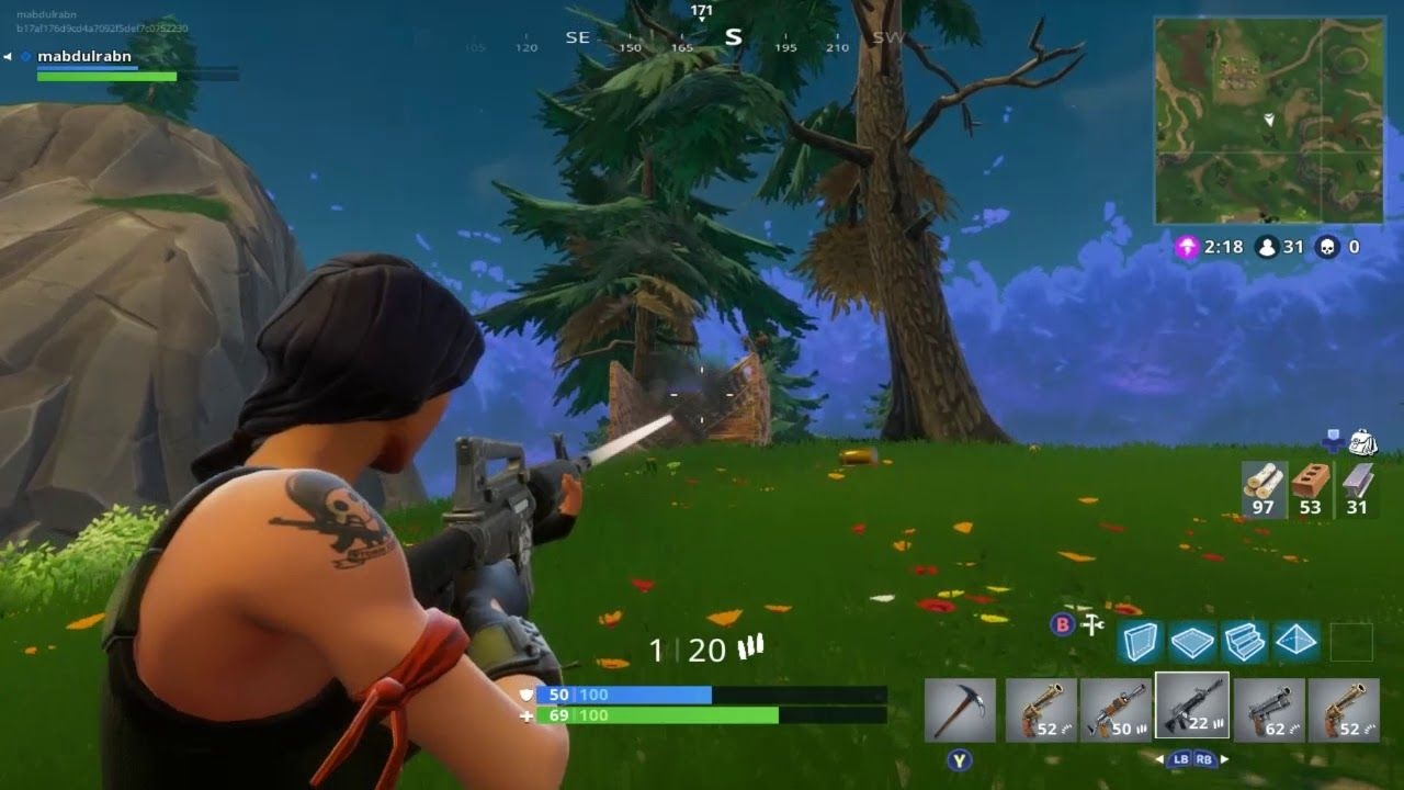 Fortnite Battle Royale Game Play 33 New Map Revealed For