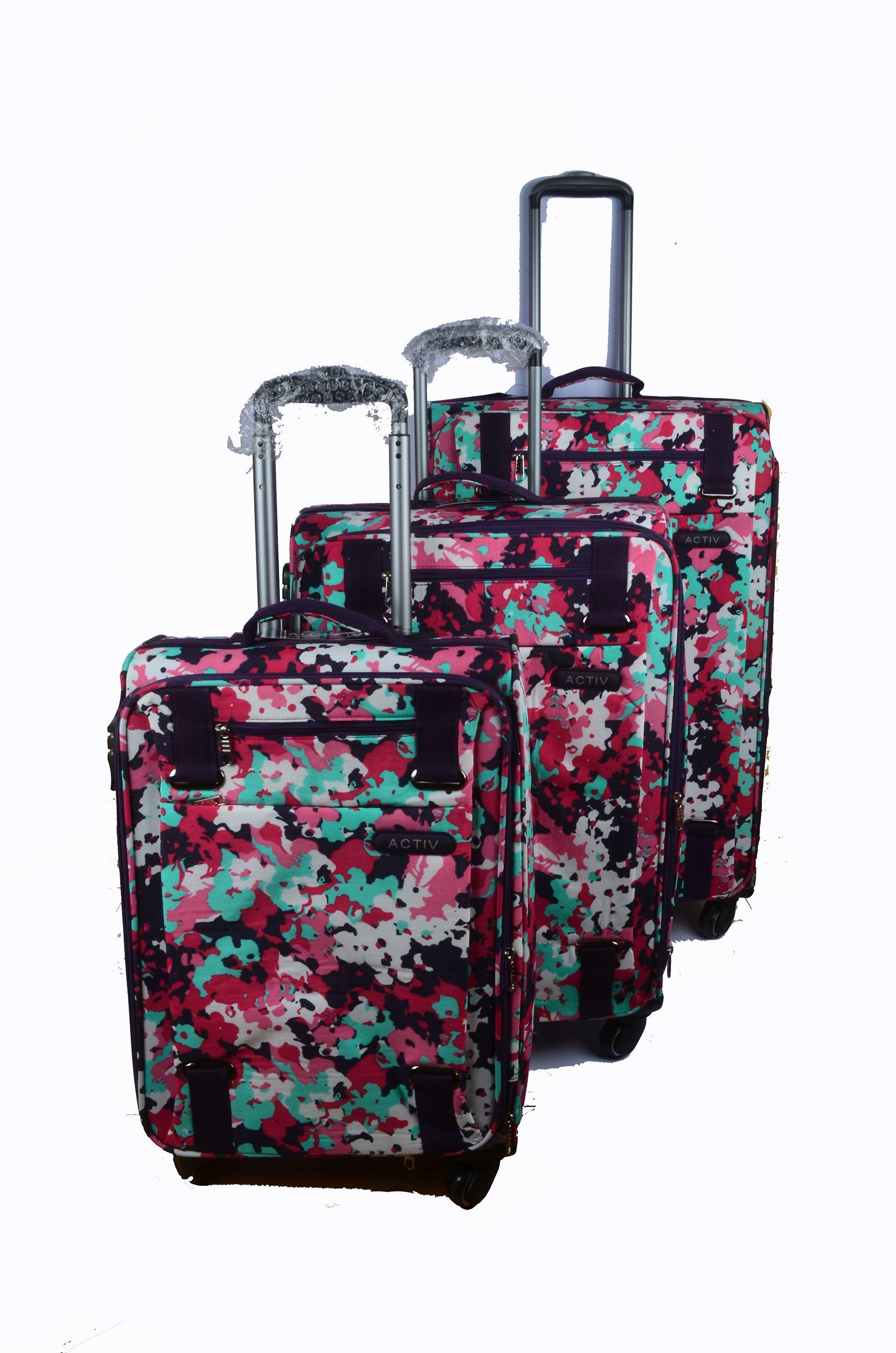 موديلات شنط جديده فى جميع الفروع من اكتف السعر 500 400 300 جنية Brand Fashion Luggage