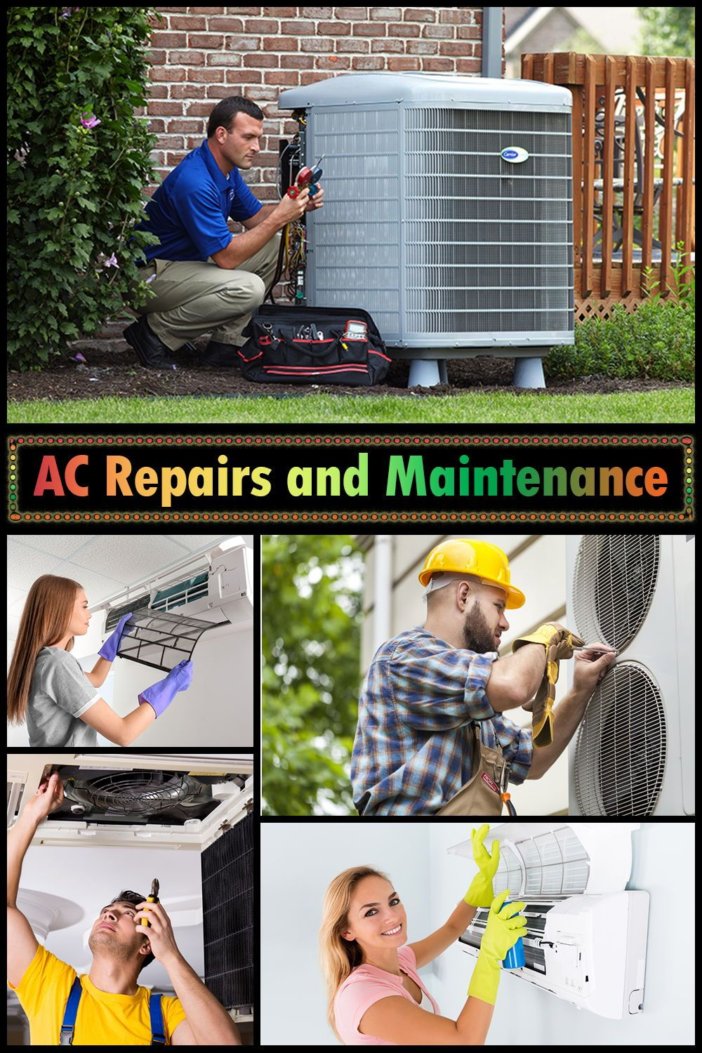 AC Repairs and Maintenance When to Do it Yourself and