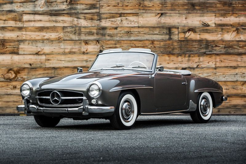 1960 Mercedes Benz 190sl With Images Mercedes Benz Cars