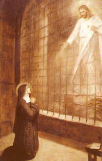 Sagrado Corazon junto con Santa Margarita María de Alacoque
