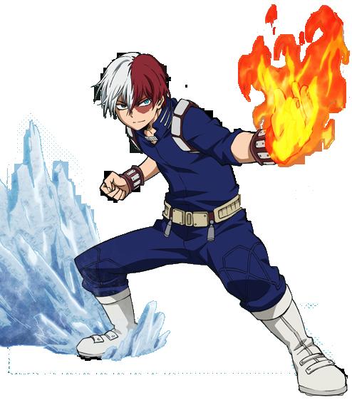 Shoto Todoroki My Hero Academia Wiki Fandom Powered By Wikia Hero Costumes Anime Characters My Hero
