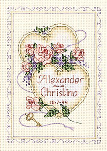 Wedding Sampler Cross Sch Patterns