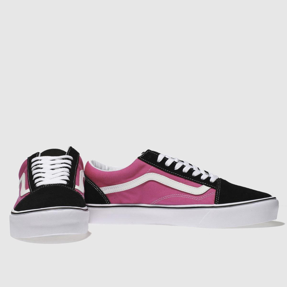 Pink vans old skool, Vans, Kid shoes