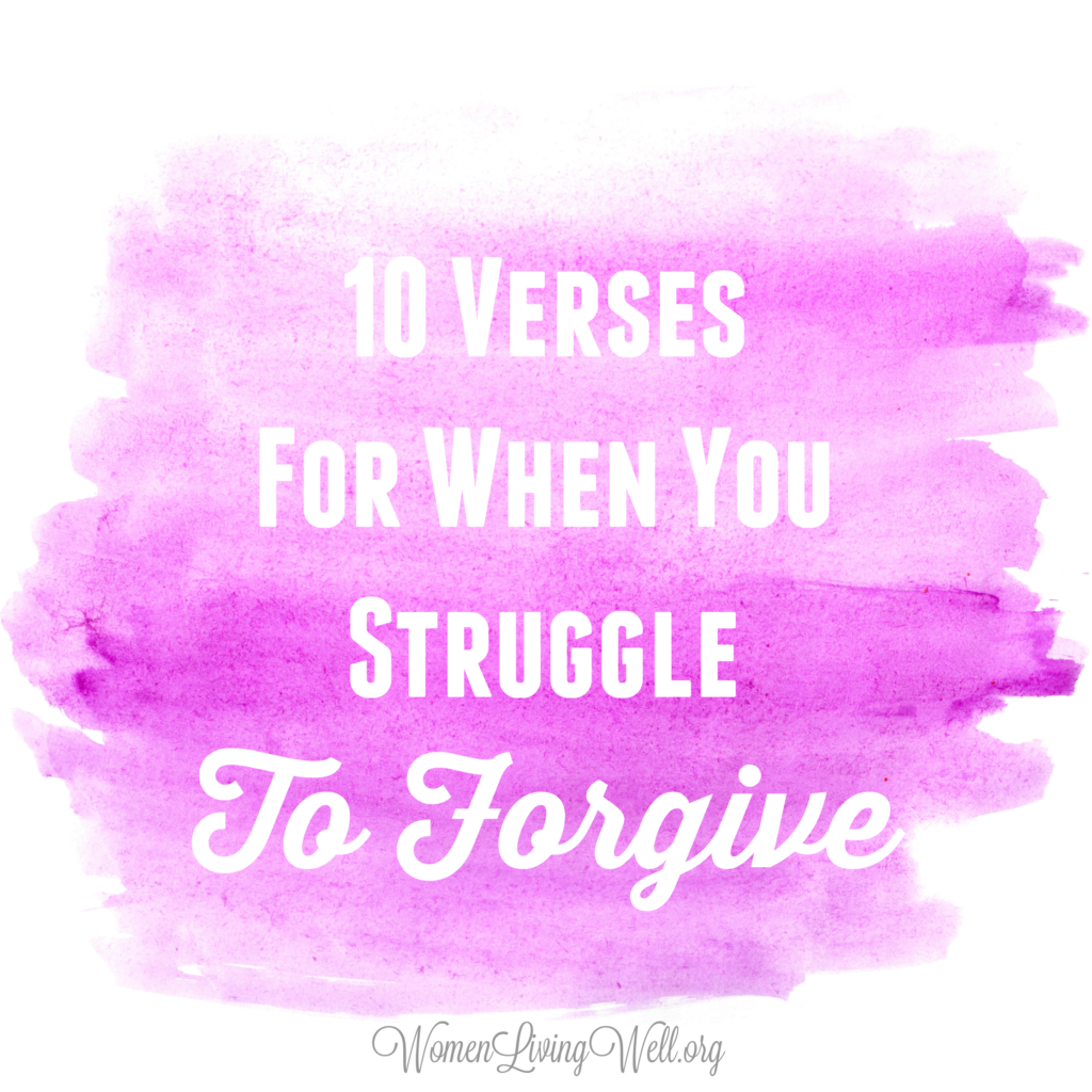10 Verses For When You Struggle to Forgive | Jesus easter, Heavenly ...