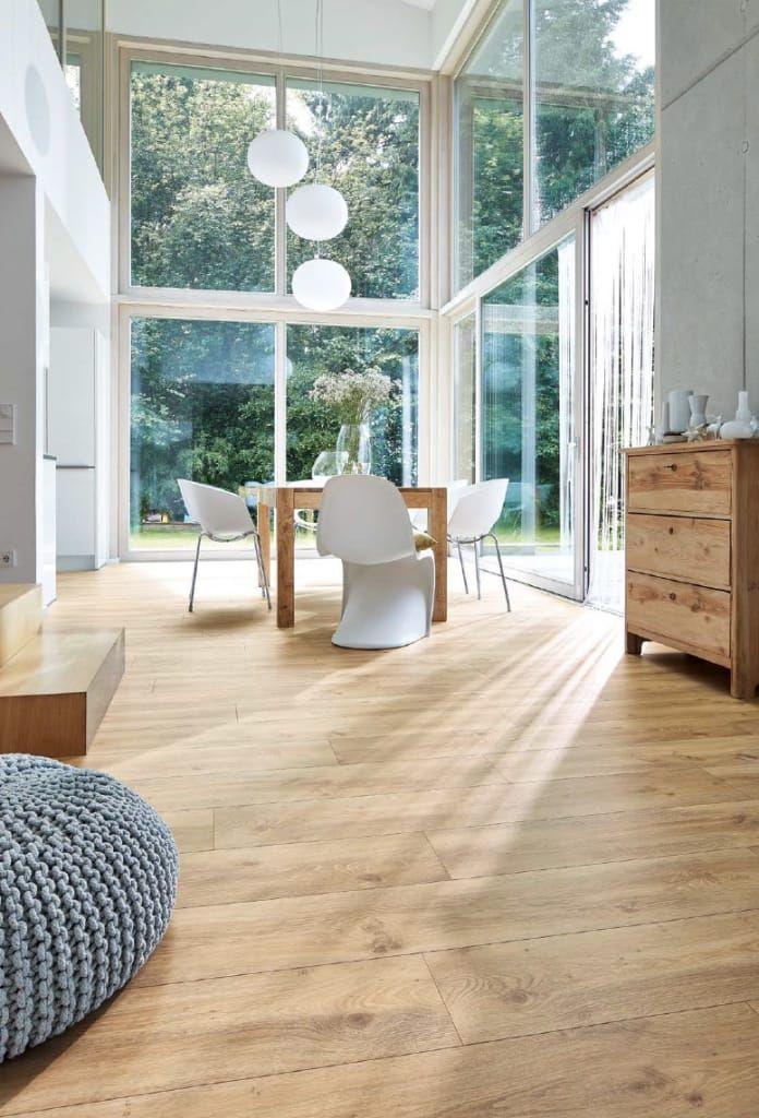 meisterdesign der designboden mit allen vorteilen von vinyl ohne seine nachteile boden von. Black Bedroom Furniture Sets. Home Design Ideas