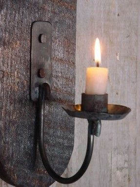 Medieval Wall Lights Google Search Rustic Candle Sconce Wall Candle Holders Primitive Lighting