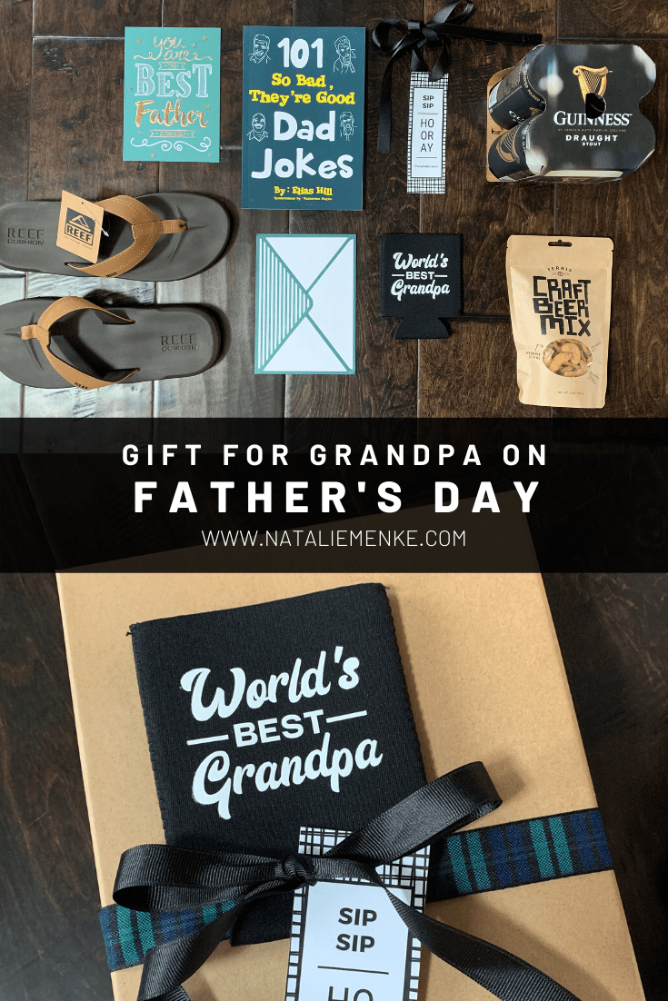 World's Best Grandpa Gift Box