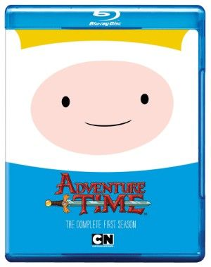Adventure Time Blu-ray Complete Season 1 (D) #RightStuf2013