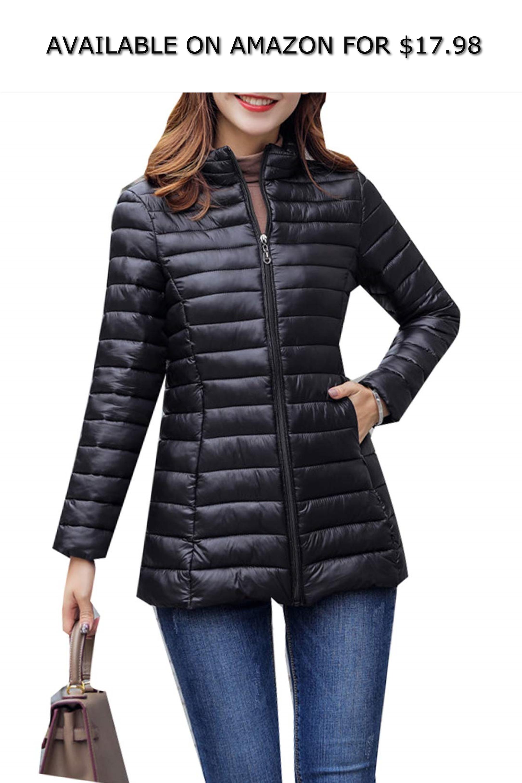 17 98 Naliha Women Light Weight Down Coat Parka Long Ultralight Packable Puffer Jacket Womens Spring Jackets White Pants Women Winter Jackets Women [ 3000 x 2000 Pixel ]