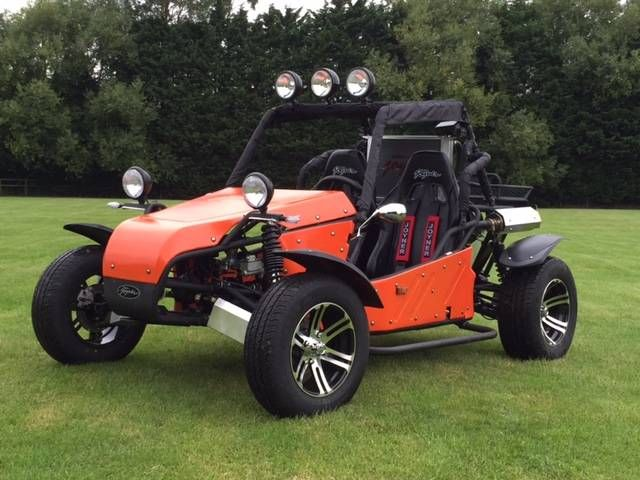New 2016 Joyner 800i Sports Road Legal Buggy Storm Buggies