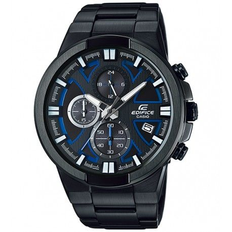 020f0c5235af Casio Edifice - Reloj de pulsera analógico de cuarzo Acero inoxidable EFR  de de 1 de ✿ Relojes para hombre - (Gama media alta) ✿