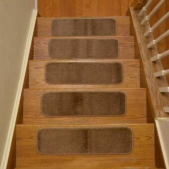 Best Laurel Foundry Modern Farmhouse Teressa Stair Tread 400 x 300