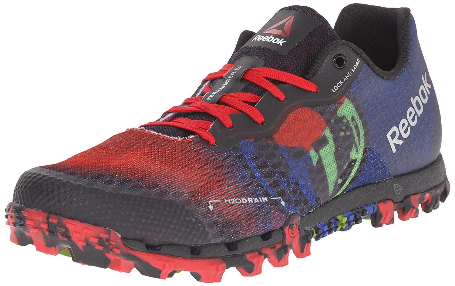 Reebok Womens All Terrain Super 20 Tri Trail Running Shoe Read