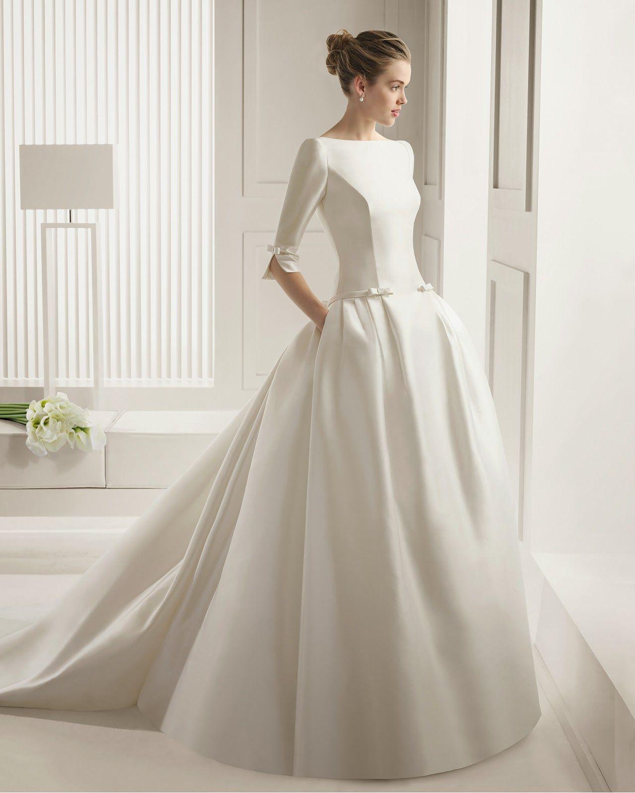 f8ae75e509 guia tipos de telas de vestidos de novia blog bodas mi boda gratis tela  mikado