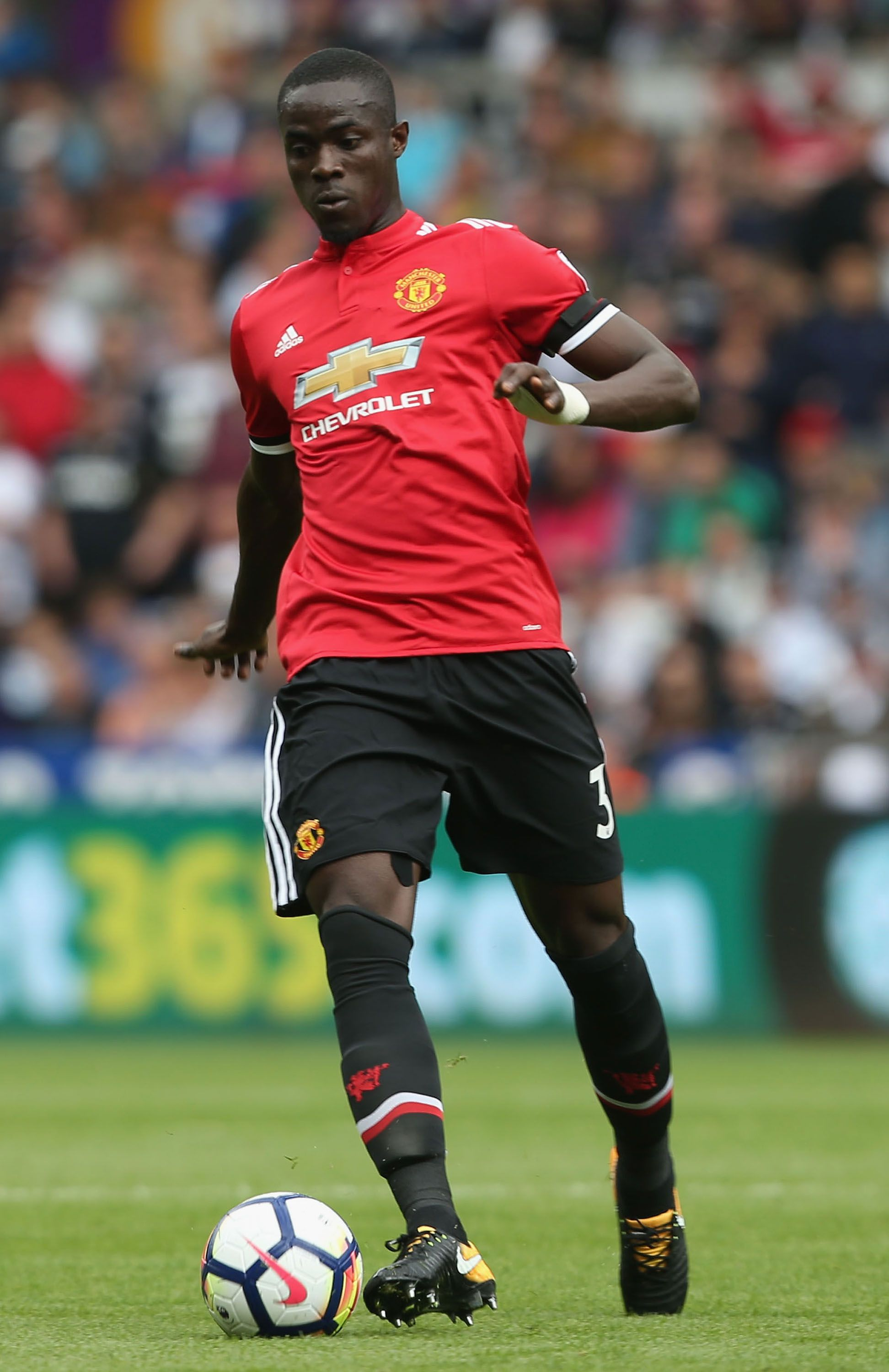 Eric Bailly Progress has been huge ficial Manchester United